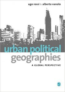 Urban Political Geographies. A Global Perspective